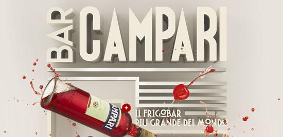 #BarCampari