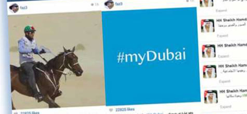 #MyDubai