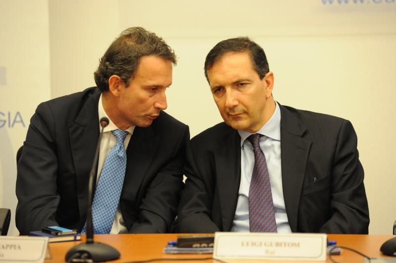 Andrea Zappia e Luigi Gubitosi