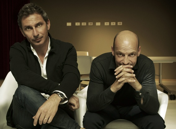 Riccardo Robiglio e Paolo Dematteis