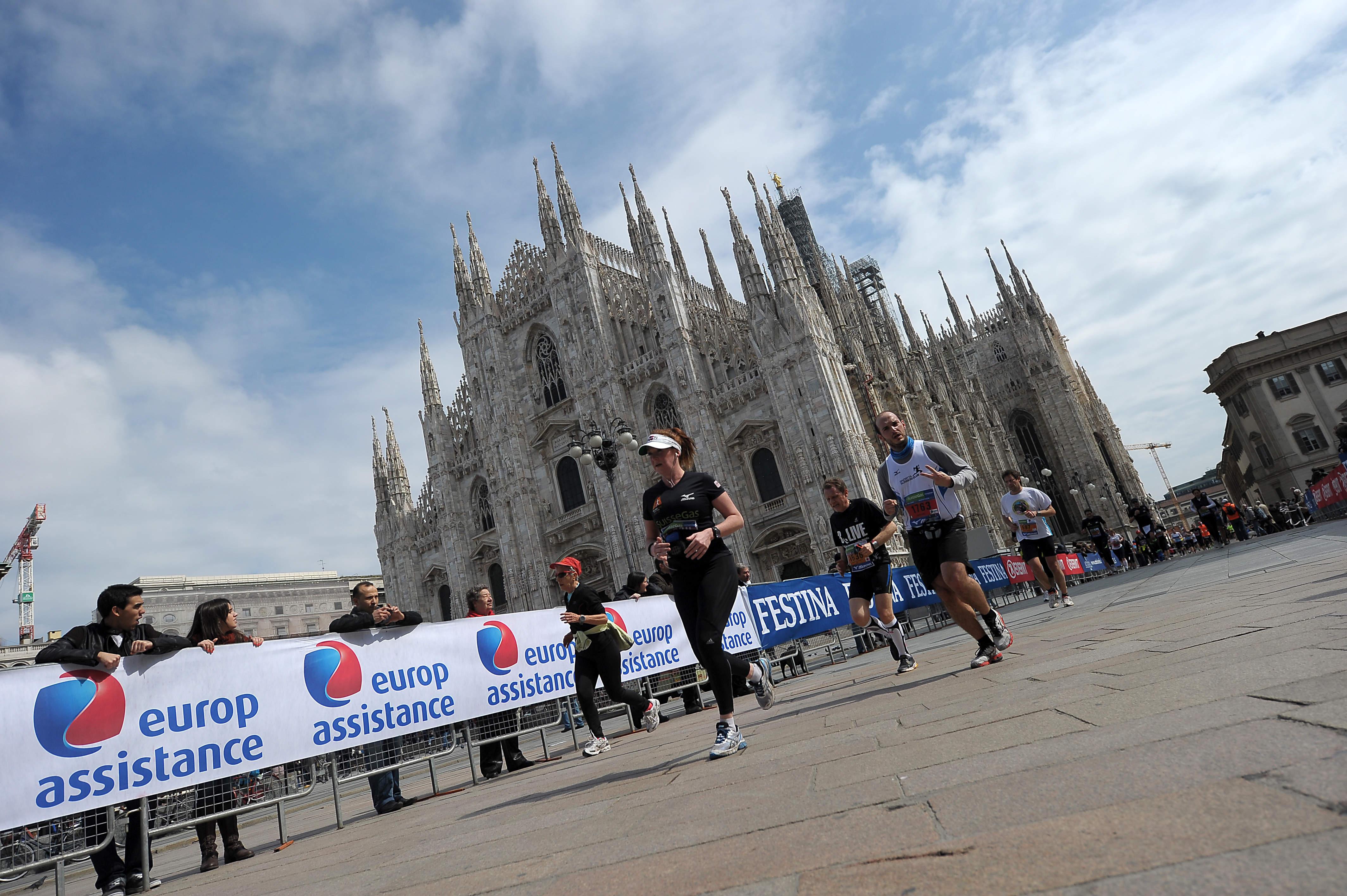 Suissegas Milanocity Marathon