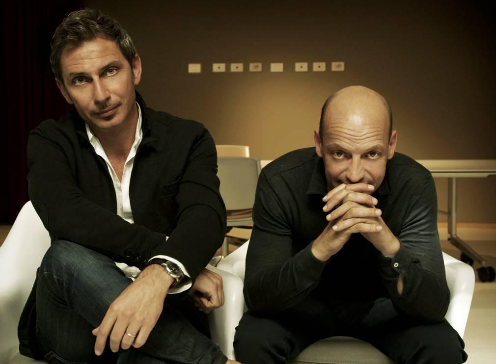 Paolo Dematteis e RIccardo Robiglio