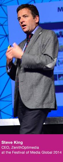 Steve King festival del media
