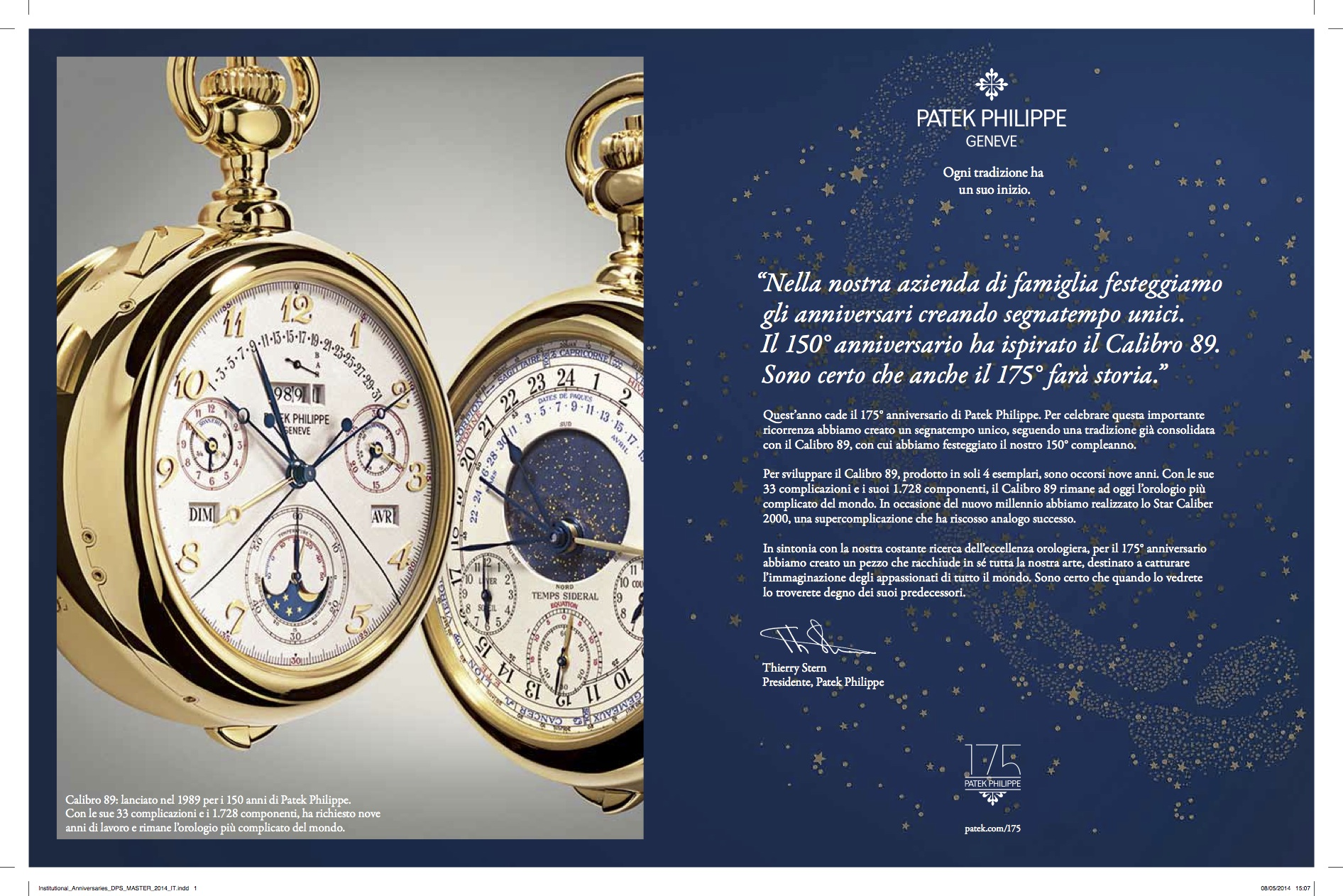patek philippe marketing Executive summary this report is commissioned to examine what marketing factors affect on organizations, so it provides an analysis of watch industry in australia such as growth of watch.