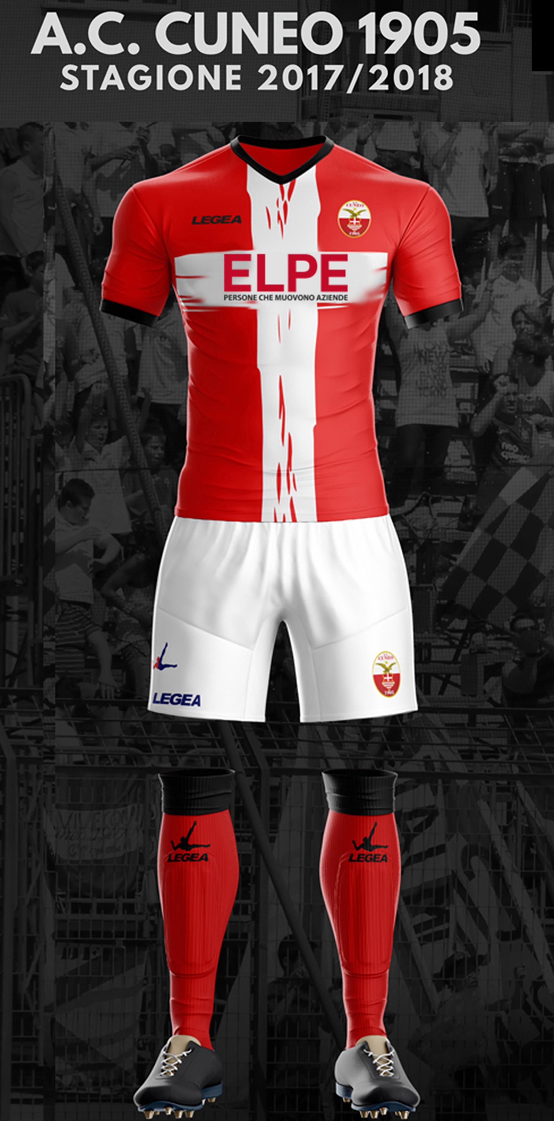 Cuneo Main 1905 C Di Elpe A Sponsor fFxaO